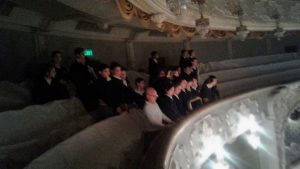 Visit to the Opera House